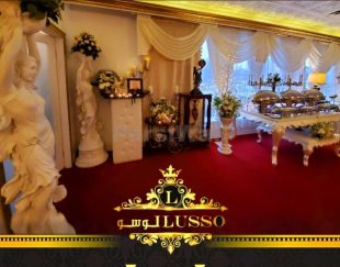 Lusso luxury Restaurant