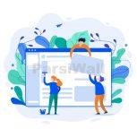 طراحی سایت، دیجیتال مارکتینگ و سئو دارکوب